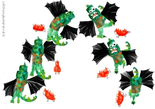 Dress Up Dragon