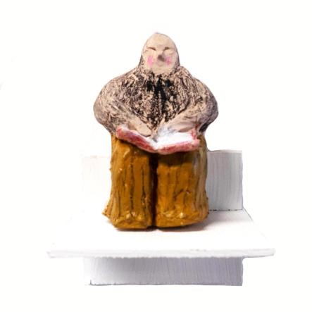 Danielle Rhoda Ceramic Figure