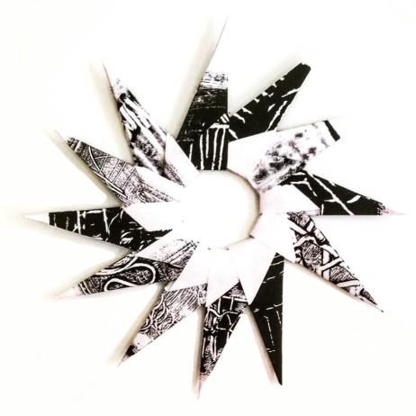 OrigamiPrintedStar (1 of 1)