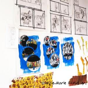 Studio Ideas Wall