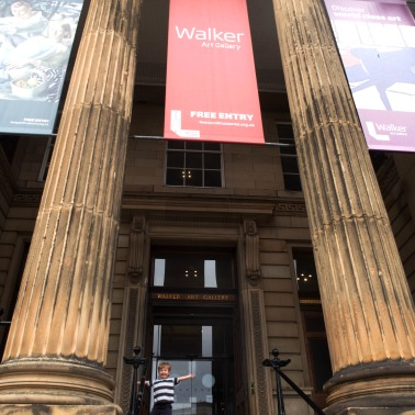 The Walker Art Gallery, Liverpool.