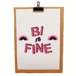 BI is FINE.