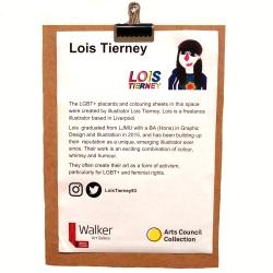 Lois Tierney.