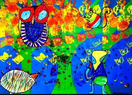 WoodlandCreatures1