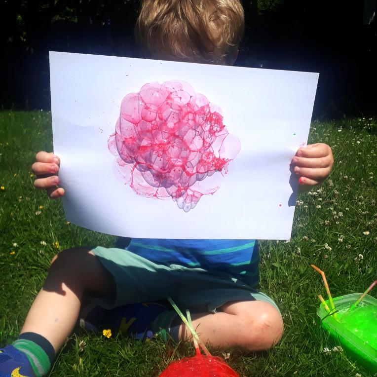 Bubbletastic Blooms